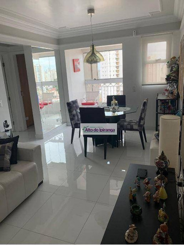 Apartamento À Venda, 60 M² Por R$ 580.000,00 - Alto Do Ipiranga - São Paulo/sp - Ap5009