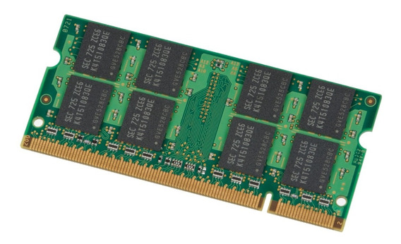 Kit 4gb (2x2gb) Ddr2 800mhz Pc6400 Sodimm P/ Apple iMac 8,1