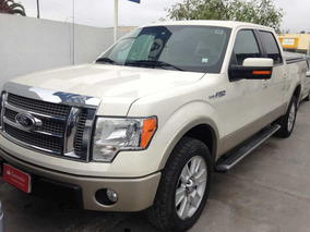 Ford F-150 Lariat 4x4 At 2010