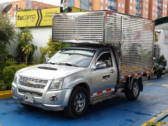 Chevrolet Luv D-max 4x2 2.5cc Furgon
