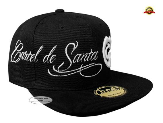 1 2 3 Gorra Cartel De Santa Babo Rap Hip Hop Cachucha Musica