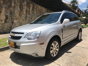 Chevrolet Captiva Sport At 2400cc 5p 4x2 Ct Tc 2012