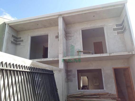 Sobrado 2 Dormitórios No Caiua - So0093