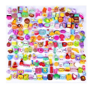 50 Figuras Shopkins Season 1-7 No Repetidas