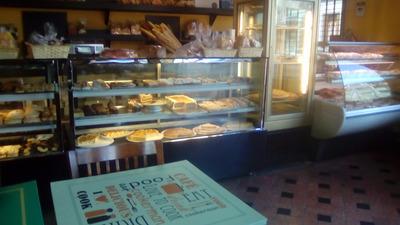 Vendo Panadería Y Cafeteria