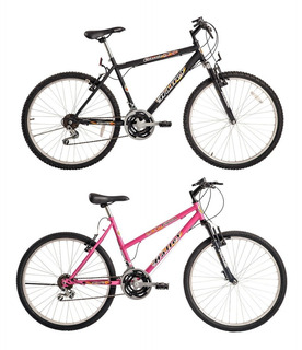 Bicicleta Mountain Bike Rod 26 Halley 19293 19294 Mujer Dama