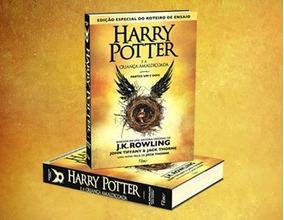 Harry Potter E A Criança Amaldiçoada (edição Especial)