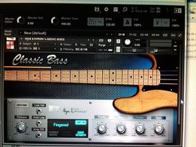 Classic Bass Sampler