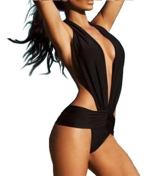 Mujer. Sensacional Monokini. Traje De Baño Dama. Bikinis