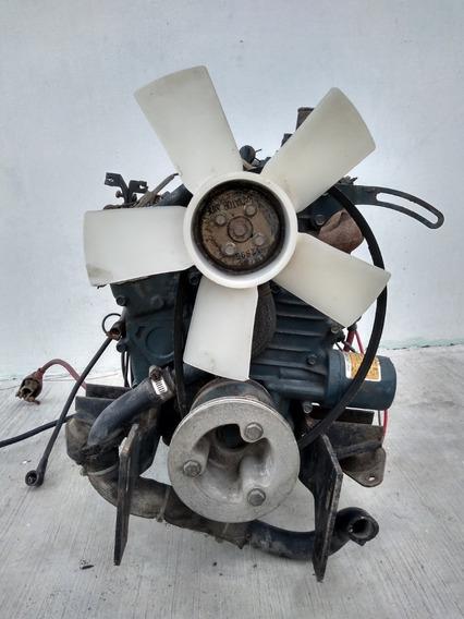 Motor 3 Cilindros Kubota Wg750