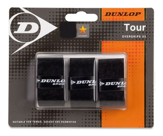 Over Grip Dunlop Bio Tour - Preto