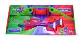 Set De Arco Y Flecha Con Sopapa Y Blanco Pj Masks