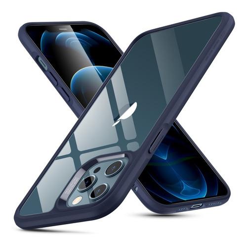Imagem 1 de 10 de Capa Capinha iPhone 12 Pro Max 6.7 Esr Echo Vidro Temperado