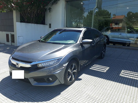Honda Civic 1.5 Ex-t 2017 Turbo Excelente Estado Como Nuevo