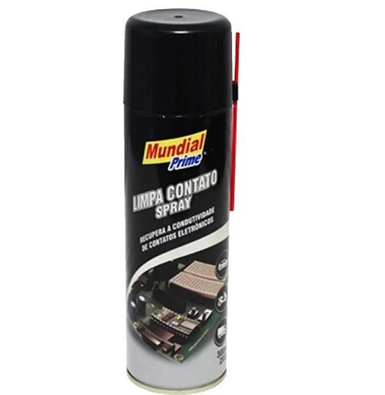 Limpa Contato Elétrico Com 300 Ml - Para Pcs E Eletrônicos