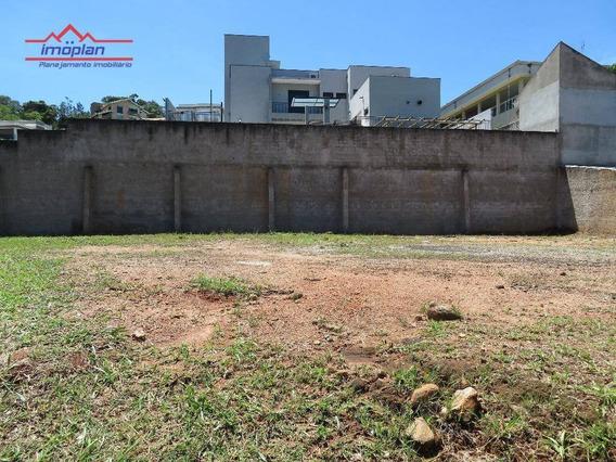 Terreno Residencial À Venda, Resid Fazenda Do Porto, Atibaia. - Te1204