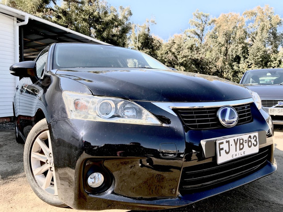 Lexus Ct200 1.8 Hibrido 2013 Imperdible