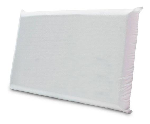 Travesseiro Nasa Espuma Viscoelástico Macio 50x70cm Bf