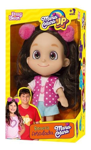 Boneca Maria Clara - Youtube Maria Clara & Jp Original 27cm