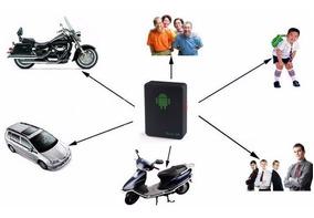 Rastreador Veiculo Espião Gps Gprs Gsm Tempo Real Mod A8 Sms