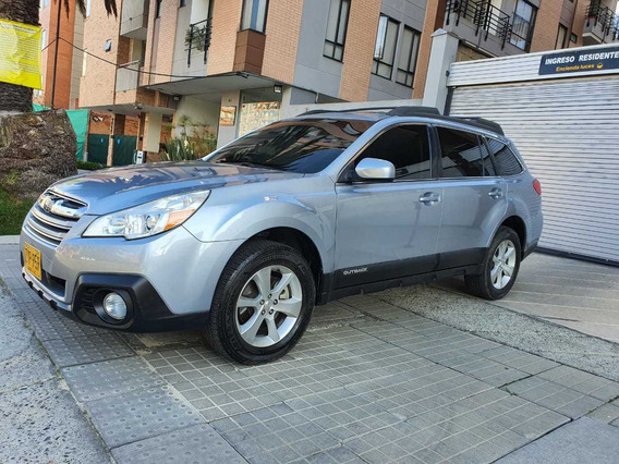 Subaru Outback 3.6r 2014