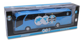 Ônibus Em Miniatura Oficial Grêmio F.b.p.a