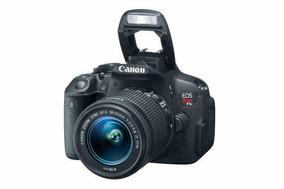 Câmera Profissional T5i + Lente 18-135