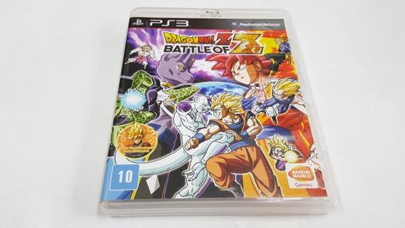 Dragon Ball Z Battle Of Z - Ps3 - Original