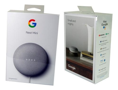 Google Home Nest Mini 2da Generación Asistente Original