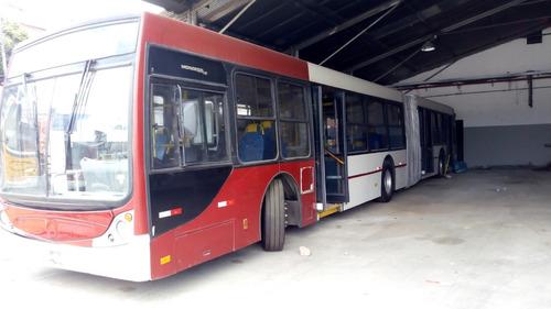 Imagem 1 de 6 de Ônibus Articulado 10/11