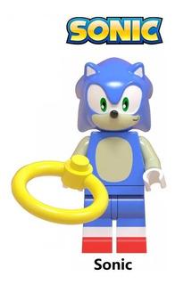 Mini Figuras Construcción Bloques Tipo Lego Varios Personaje