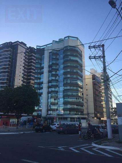 Apartamento Para Venda, 4 Dormitórios, Praia De Itaparica - Vila Velha - 312