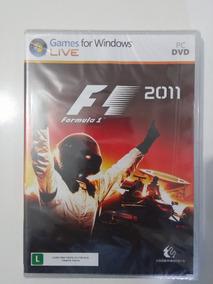 Jogo Formula 1 F1 2011 F1 11 Pc Original Lacrado Frete 15