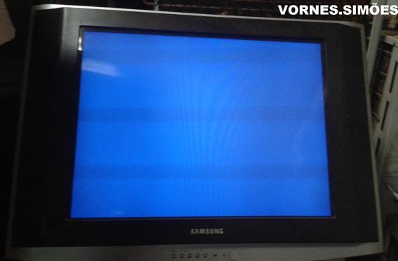 Tv Sansung Dnie Jr 29 Polegadas, Tela Plana(tubo) Excelente!