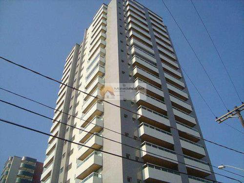 Imagem 1 de 12 de Imoveis Em Praia Grande, Apartamentos Na Ocian À Venda - V944