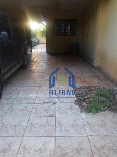 Casa Residencial Para Locação, São Francisco, São José Do Rio Preto - Ca0241. - Ca0241