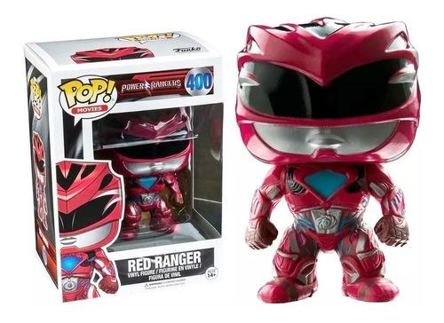 Red Ranger Power Ranger Funko Pop Originales Collectoys