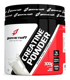 Creatine Powder - 300g - Body Action