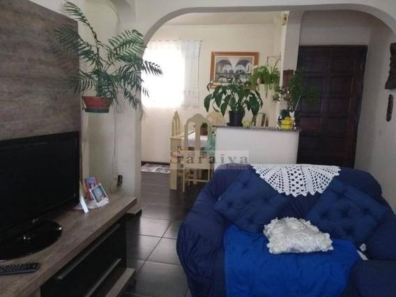 Apartamento Com 2 Dormitórios À Venda, 61 M² Por R$ 230.000 - Jardim Hollywood - São Bernardo Do Campo/sp - Ap1388