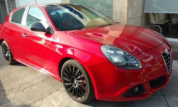 Alfa Romeo Giulietta Quadrifoglio 2016 Aut. 4cil