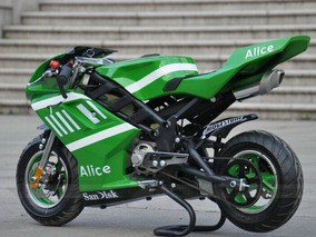 Otras Marcas Mini Moto A Gas 50cm3 2017