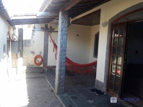 Imagem 1 de 29 de Casa Com 2 Dormitórios À Venda, 124 M² Por R$ 285.000,00 - Campo Grande - Rio De Janeiro/rj - Ca1112