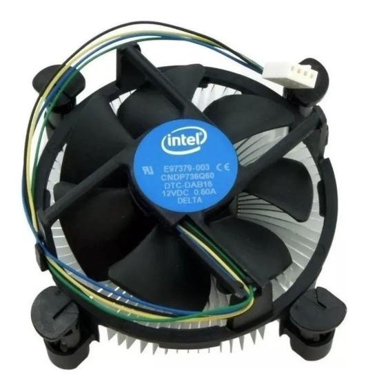 Cooler Para Processador Intel Lga 1151 Original