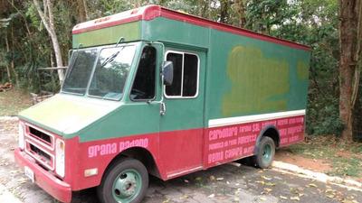 Chevrolet Stepvan P30 Food Truck Eventos Motorhome