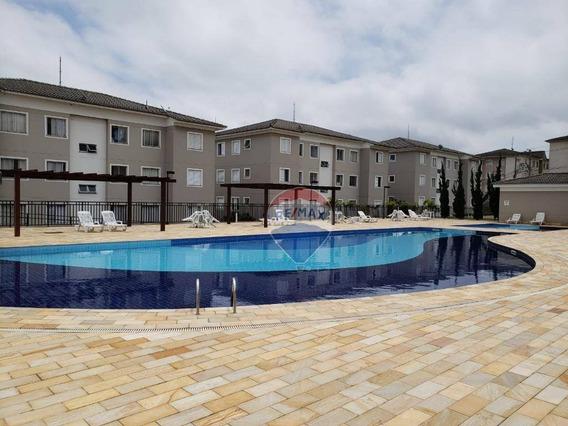 Apartamento Com 2 Dormitórios À Venda, 50 M² Por R$ 219.000 - Vila Bela Flor - Mogi Das Cruzes/sp - Ap0338