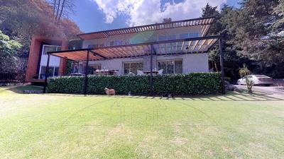 Residencia En San Lorenzo Acopilco A La Venta (mc)