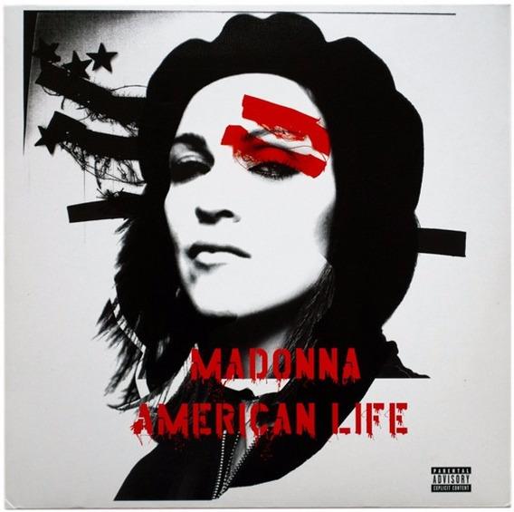 Madonna American Life Vinilo Doble 2 Lp Import Nuevo Stock