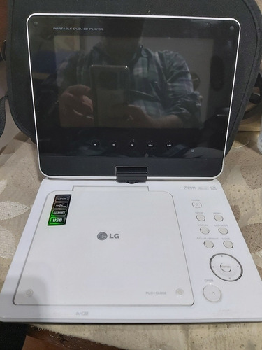 Dvd Portátil LG Modelo Dp 373b