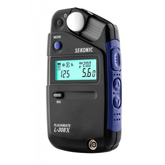 Fotometro Sekonic L308x Flashmeter