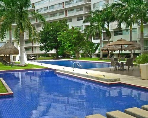 Penthouse En Renta Horizontes Cancun Semi Amueblado